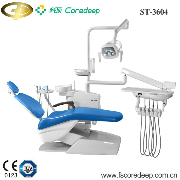 ST-3604 Electrical Equipment Supplies Dental Chair Unit Dental Products China