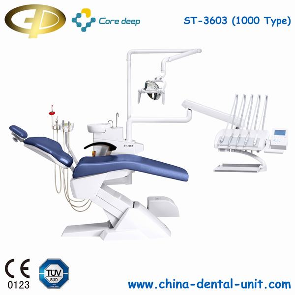 Modern Dental Chair ST-3603 (1000 Type) Top Monted